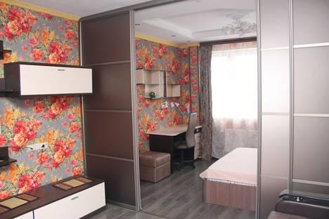 Сдается 1-комнатная квартира посуточно, ул. Татьянин парк, 11.