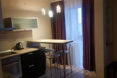 Сдается 1-комнатная квартира посуточно в Ижевске, Красноармейская улица, 86Б.