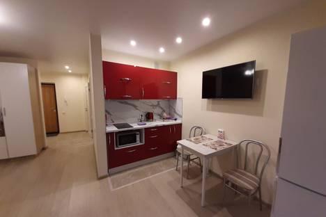 Сдается 1-комнатная квартира посуточно в Новосибирске, улица Немировича-Данченко, 148/1.