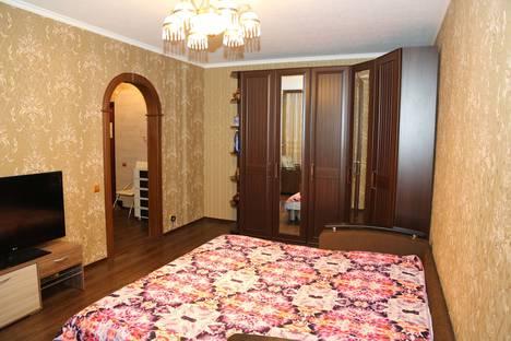 Сдается 1-комнатная квартира посуточно, Ханты-Мансийский автономный округ,Интернациональная улица, 49/1.