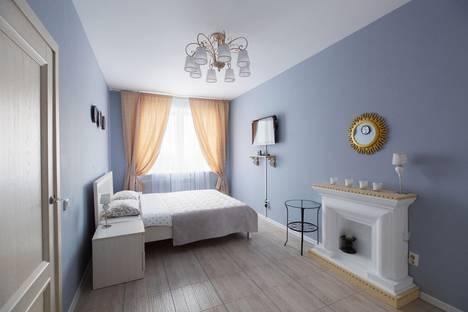 Сдается 1-комнатная квартира посуточно, улица Батова, 3к4.