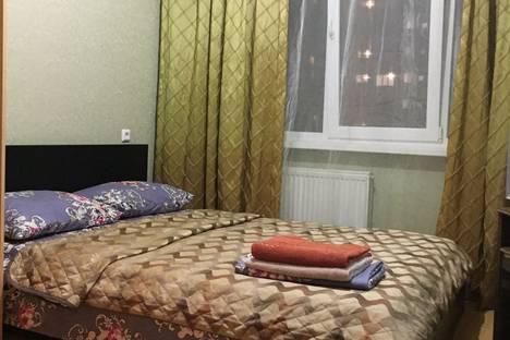Сдается 1-комнатная квартира посуточно в Краснодаре, Ставропольская улица, 107/8.