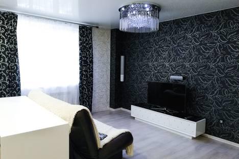 Сдается 2-комнатная квартира посуточно в Иркутске, улица Лыткина, 82/3.