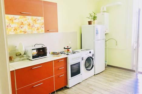 Сдается 2-комнатная квартира посуточно, Тухачевского 25/5.