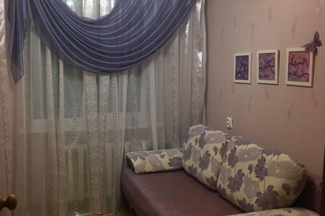 Сдается 2-комнатная квартира посуточно в Нижнем Новгороде, бульвар 60 лет Октября,13.