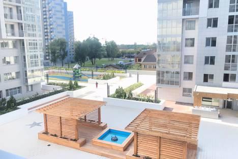 Сдается 1-комнатная квартира посуточно в Казани, Республика Татарстан,Комсомольская улица, 1.