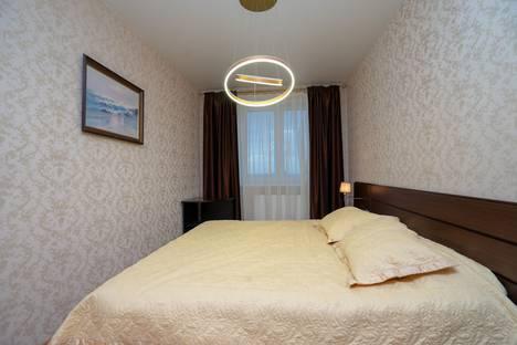 Сдается 2-комнатная квартира посуточно, улица Чернышевского, 17Д.