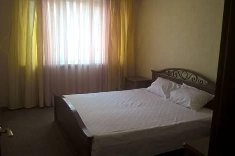Сдается 3-комнатная квартира посуточно в Магнитогорске, Карла Маркса 157.