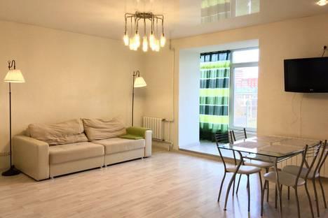 Сдается 1-комнатная квартира посуточно, улица Плеханова, 66.