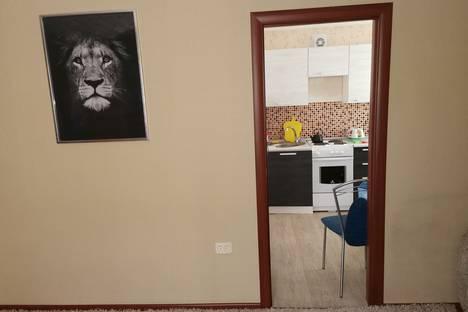 Сдается 1-комнатная квартира посуточно в Норильске, Ленинский проспект, 24.