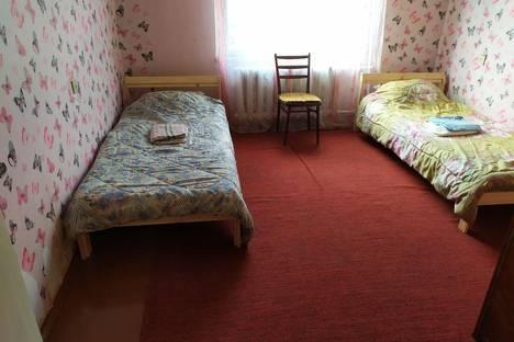 Сдается 2-комнатная квартира посуточно в Костюковичах, Могилевская область, Костюковичский район,микрорайон Молодежный, 4.