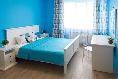Сдается 1-комнатная квартира посуточно в Воронеже, ул.Ворошилова д.1/4.