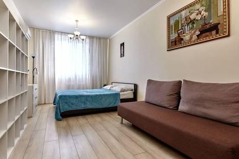Сдается 1-комнатная квартира посуточно в Краснодаре, улица Симиренко, 43.