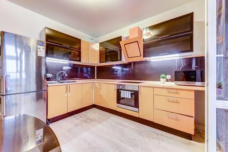 Сдается 2-комнатная квартира посуточно, улица Бадаева, 14к1.