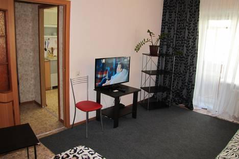 Сдается 2-комнатная квартира посуточно в Зеленогорске, Красноярский край,ул. Набережная, 78.