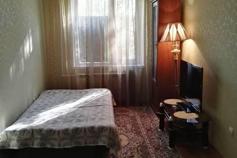 Сдается 1-комнатная квартира посуточно в Актобе, проспект Абилкайыр Хана, 58/2.