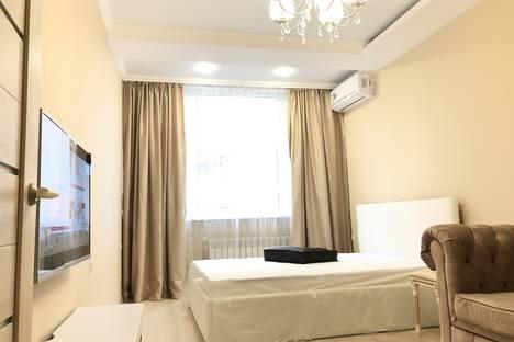 Сдается 1-комнатная квартира посуточно в Ессентуках, Ставропольский край,улица Фридриха Энгельса, 26.