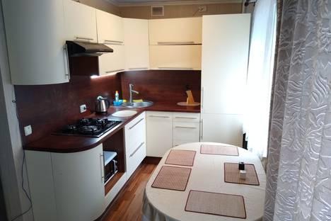 Сдается 2-комнатная квартира посуточно в Твери, проспект Победы, 2.