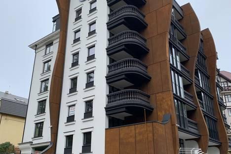 Сдается 1-комнатная квартира посуточно, улица Горького, 11.