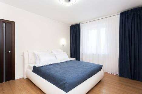 Сдается 4-комнатная квартира посуточно в Минске, Веснянка, Радужная улица, 19.