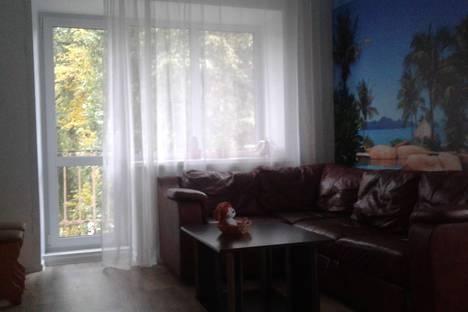Сдается 1-комнатная квартира посуточно в Воронеже, Плехановская 64.