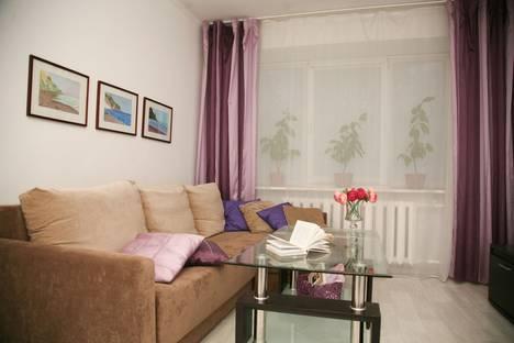 Сдается 1-комнатная квартира посуточно в Калининграде, улица Подполковника Иванникова, 14.