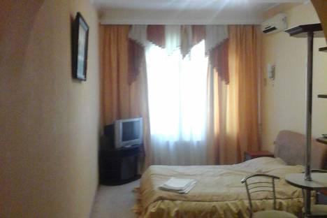 Сдается 1-комнатная квартира посуточно, Республика Крым, Алушта.