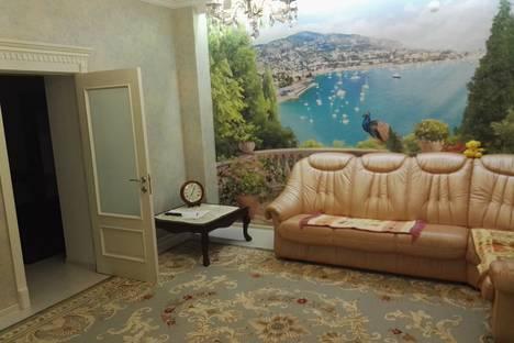 Сдается 2-комнатная квартира посуточно в Актобе, проспект Санкибай Батыра, 40к2.
