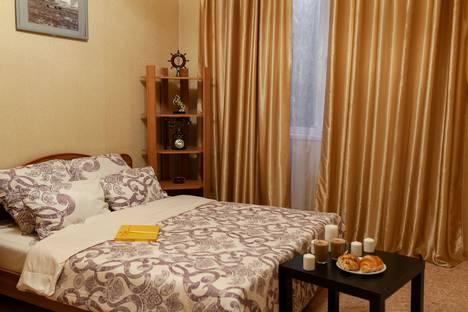 Сдается 2-комнатная квартира посуточно, улица Гоголя, 50.