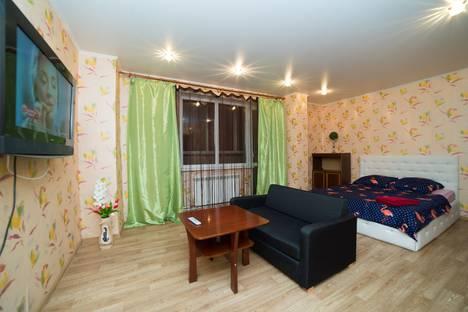 Сдается 2-комнатная квартира посуточно в Челябинске, улица Молодогвардейцев, 38А.