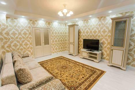 Сдается 2-комнатная квартира посуточно в Нур-Султане (Астане), Нур-Султан (Астана), улица Сарайшык, 7/1.
