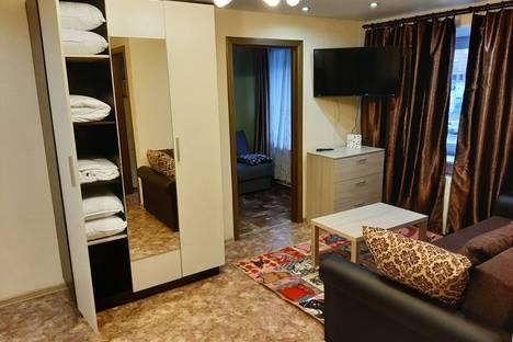 Сдается 2-комнатная квартира посуточно в Мурманске, улица Коминтерна, 24.