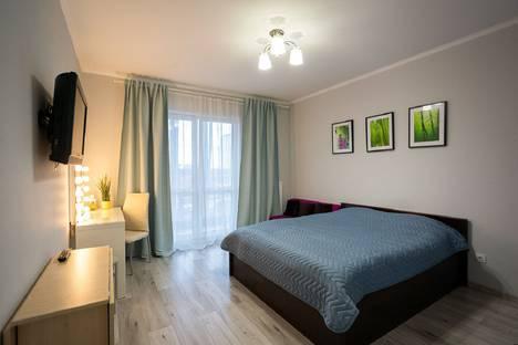 Сдается 1-комнатная квартира посуточно в Калининграде, Октябрьская 57.