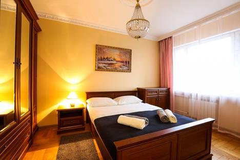 Сдается 3-комнатная квартира посуточно в Москве, Беговая улица, 26.