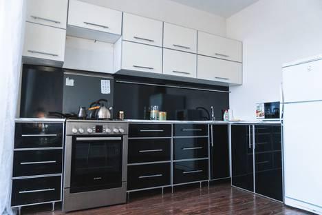 Сдается 1-комнатная квартира посуточно в Якутске, улица Пушкина, 23/1.