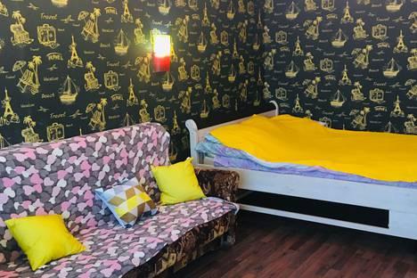 Сдается 1-комнатная квартира посуточно в Переславле-Залесском, Октябрьская улица, 27.