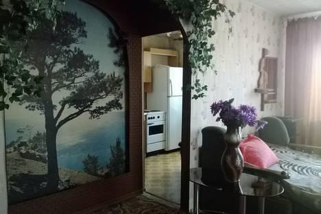 Сдается 1-комнатная квартира посуточно, проспект 50 лет Октября, 24.