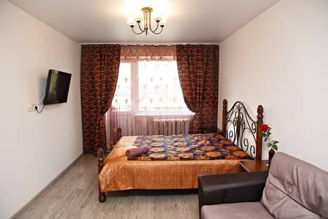 Сдается 1-комнатная квартира посуточно, Красная улица, 10.