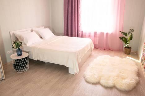 Сдается 3-комнатная квартира посуточно в Кемерове, Советский проспект, 43.