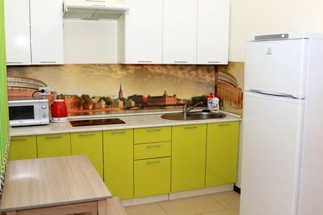 Сдается 1-комнатная квартира посуточно в Калуге, переулок Салтыкова-Щедрина, 3.