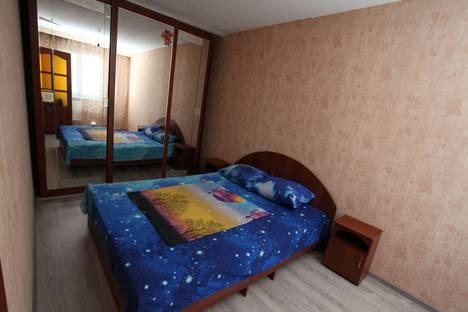 Сдается 2-комнатная квартира посуточно, проспект Кирова, 81.
