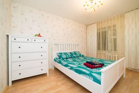 Сдается 4-комнатная квартира посуточно в Челябинске, Набережная улица, 16А.