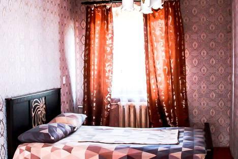 Сдается 2-комнатная квартира посуточно, проспект Ленина, 30.