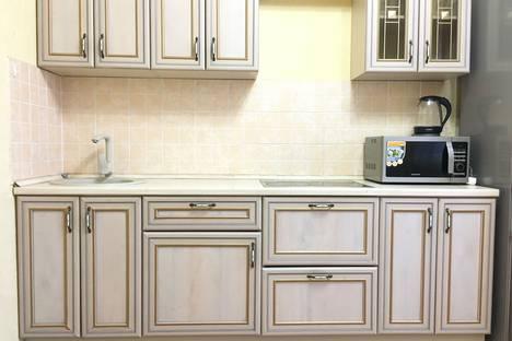 Сдается 2-комнатная квартира посуточно в Туле, Серебровская улица, 91.