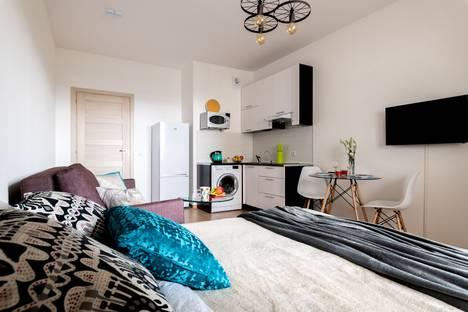 Сдается 1-комнатная квартира посуточно в Санкт-Петербурге, 5-й Предпортовый проезд, 2.