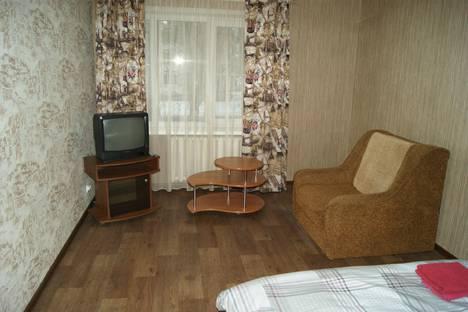 Сдается 1-комнатная квартира посуточно, пр-кт Луначарского 10.