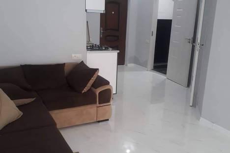 Сдается 2-комнатная квартира посуточно в Кобулети, Грузинская железная дорога, станция Кобулети.