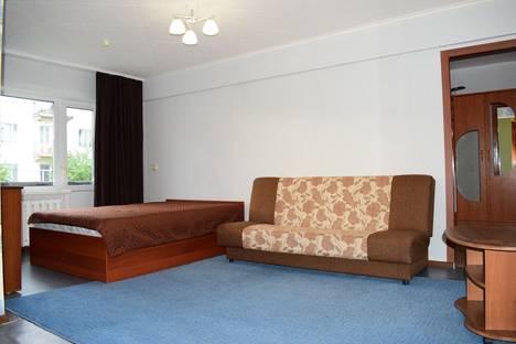 Сдается 2-комнатная квартира посуточно в Зеленогорске, Советская улица, 1.