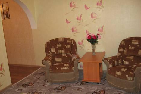 Сдается 2-комнатная квартира посуточно в Ижевске, Удмуртская Республика,улица имени Татьяны Барамзиной, 8.