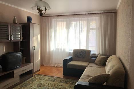 Сдается 1-комнатная квартира посуточно в Кисловодске, ул Велинградская 21.